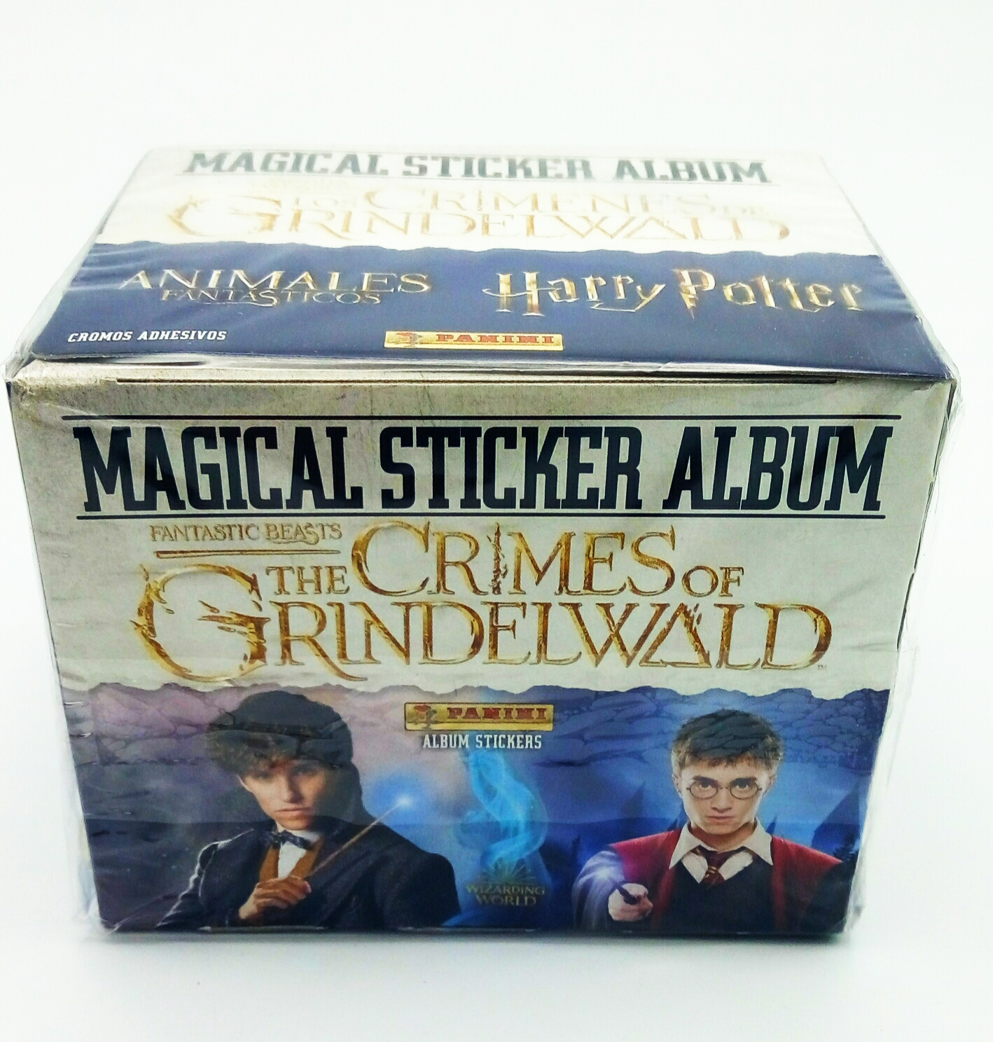 Harry potter animali fantastici crimini di grindelwald box 50