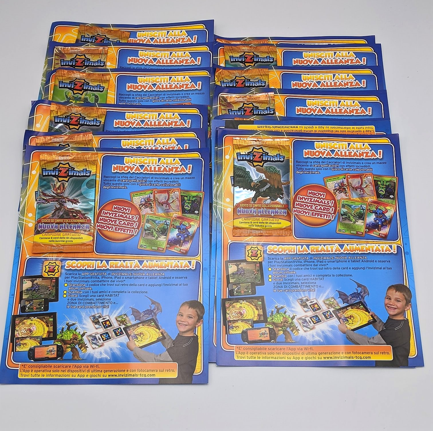 AVENGERS INFINITY WAR PANINI ALBUM 50 bustine V.OMAGGIO figurine packets