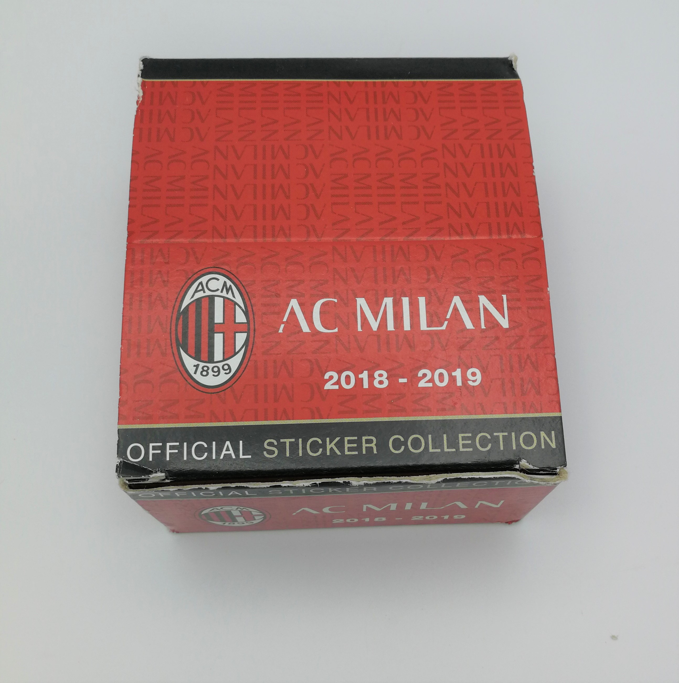 Juventus 2018 2019 Official Sticker Collection.BOX 50 Bustine//Packets